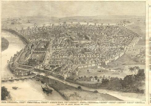Delhi In 1800's